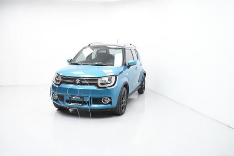 Suzuki Ignis GLX usado (2018) color Azul precio $187,000
