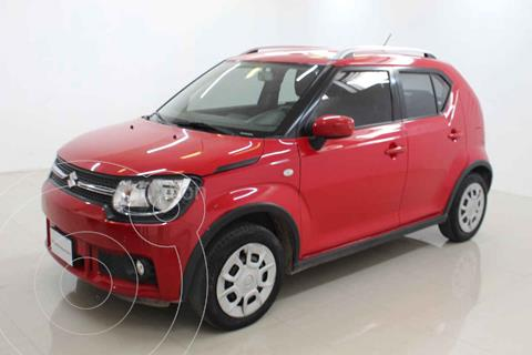 Suzuki Ignis GL usado (2019) color Rojo precio $180,000