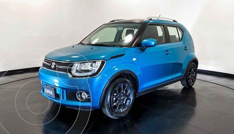 Suzuki Ignis GLX Aut usado (2019) color Azul precio $247,999