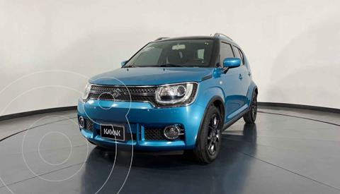 Suzuki Ignis GLX usado (2019) color Azul precio $229,999