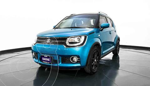Suzuki Ignis GLX usado (2018) color Azul precio $199,999
