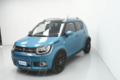 Suzuki Ignis GLX Aut usado (2019) color Azul precio $243,950