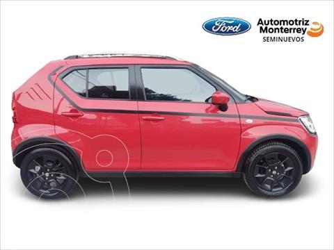 Suzuki Ignis GLX TM usado (2018) color Rojo precio $210,000