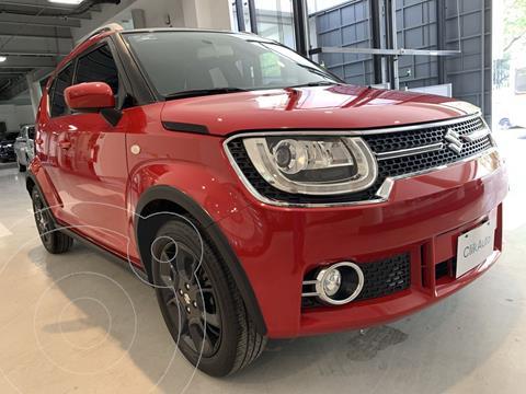 Suzuki Ignis GLX usado (2019) color Rojo precio $245,000