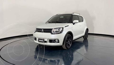 Suzuki Ignis GLX Aut usado (2019) color Blanco precio $234,999