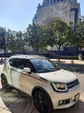 Suzuki Ignis GLX usado (2017) color Blanco precio $170,000