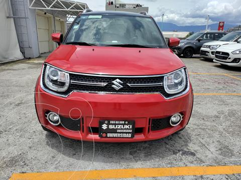 Suzuki Ignis GLX Aut usado (2019) color Rojo precio $240,000