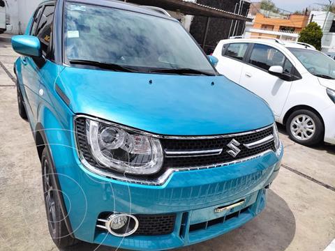 Suzuki Ignis GLX usado (2019) color Azul precio $236,900