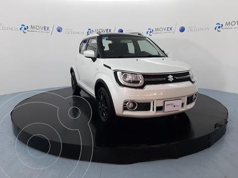 Suzuki Ignis GLX usado (2018) color Blanco precio $199,000