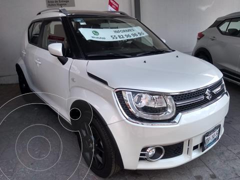 Suzuki Ignis GLX Aut usado (2019) color Blanco precio $225,000