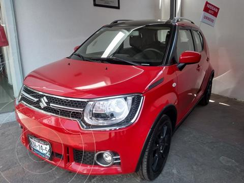 Suzuki Ignis GLX Aut usado (2019) color Rojo precio $225,000