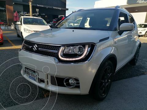 Suzuki Ignis GLX Aut usado (2020) color Blanco precio $252,000