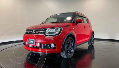 Suzuki Ignis GLX usado (2019) color Rojo precio $222,999