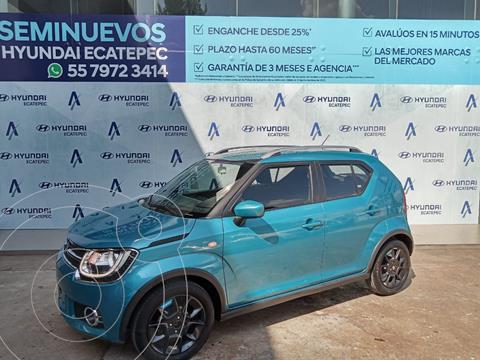 Suzuki Ignis GLX Aut usado (2019) color Azul Petroleo precio $240,400