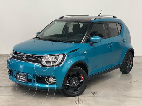 Suzuki Ignis GLX Aut usado (2020) color Azul precio $235,000