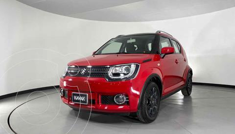 Suzuki Ignis GLX usado (2019) color Rojo precio $229,999