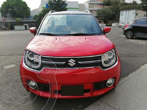 Suzuki Ignis GLX usado (2019) color Rojo precio $222,000
