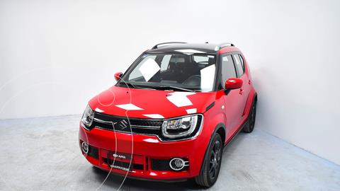 Suzuki Ignis GLX usado (2019) color Rojo precio $220,000