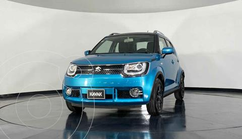 foto Suzuki Ignis GLX usado (2018) color Azul precio $192,999