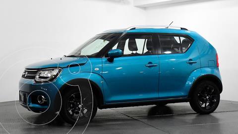 Suzuki Ignis GLX usado (2019) color Azul precio $222,052