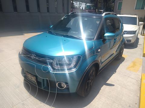 Suzuki Ignis GLX usado (2018) color Azul Menthyl precio $190,000