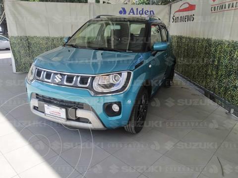 Suzuki Ignis GLX Aut usado (2021) color Azul precio $273,600
