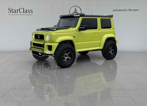 Suzuki Jimny GLX Aut usado (2021) color Verde precio $899,900