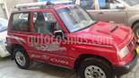 Foto venta Auto usado Suzuki New Vitara 1.6L GLX 4WD (2000) color Rojo precio u$s4,000