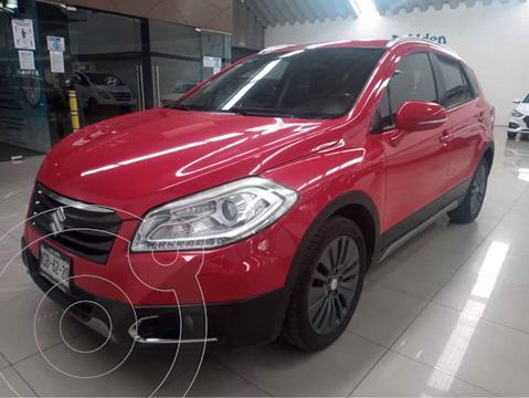 Suzuki S-Cross GLX Aut usado (2015) color Rojo precio $220,000