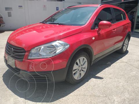 Suzuki S-Cross GL Aut usado (2014) color Rojo financiado en mensualidades(enganche $45,000 mensualidades desde $5,087)