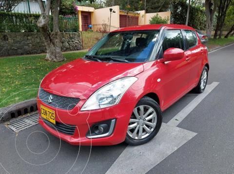 Suzuki Swift Sport 1.6L Sport usado (2016) color Rojo precio $36.900.000