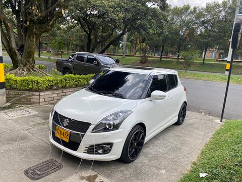 Suzuki Swift Sport 1.6L Sport usado (2016) color Blanco precio $47.000.000
