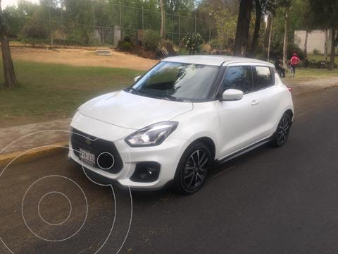 Suzuki Swift Sport Sport usado (2019) color Blanco Remix precio $280,000