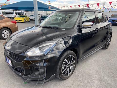 Suzuki Swift Sport Sport Aut usado (2019) color Negro precio $272,000