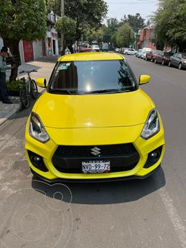 Suzuki Swift Sport BoosterJet usado (2021) color Amarillo precio $320,000