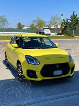 Suzuki Swift Sport Sport usado (2019) color Amarillo precio $285,000