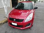 Foto venta Auto usado Suzuki Swift 1.4L (2017) color Rojo precio $149,000