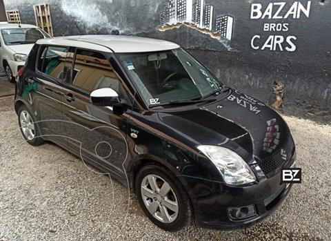Suzuki Swift 5P 1.5L  usado (2009) color Negro precio $750.000