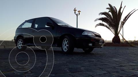 Suzuki Swift GTi usado (1996) color Negro precio $500.000