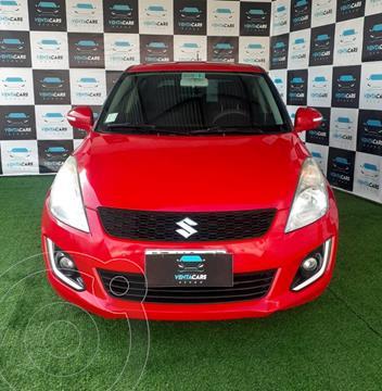 Suzuki Swift 1.2 GL AC  usado (2016) color Rojo precio $8.590.000