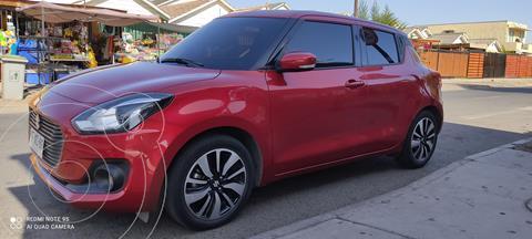 Suzuki Swift 1.2L GLX Aut  usado (2018) color Rojo precio $9.200.000