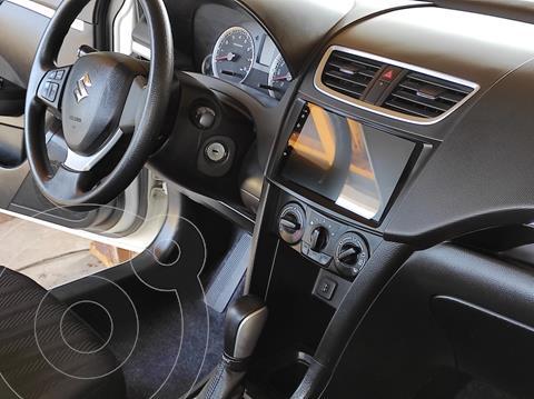 Suzuki Swift 1.2 GL Aut AC usado (2015) color Blanco Perla precio $7.250.000