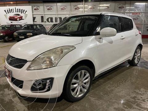 Suzuki Swift 1.2 GA usado (2015) color Blanco precio $8.990.000