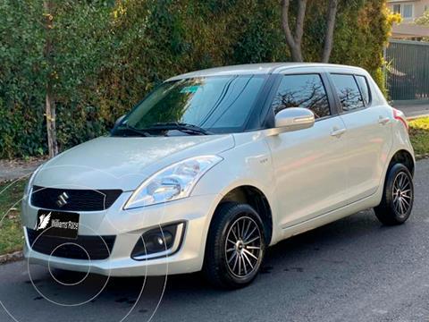 Suzuki Swift 1.2L GLS  usado (2018) color Blanco precio $8.590.000