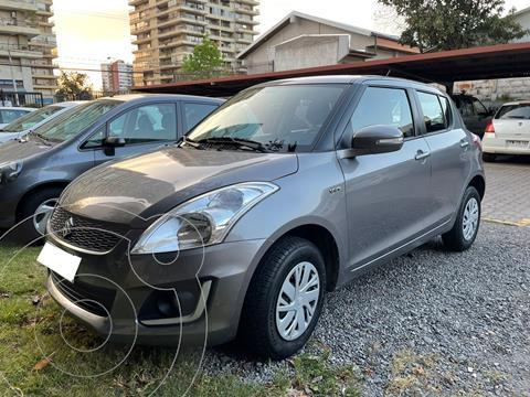 Suzuki Swift 1.2L GL Ac usado (2018) color Gris Metalico precio $8.500.000