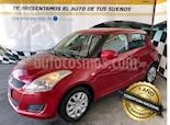 Foto venta Auto Seminuevo Suzuki Swift GL (2012) color Rojo precio $115,000