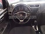 Foto venta Auto usado Suzuki Swift GLS Aut  (2013) color Rojo Rock precio $140,000