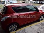 Foto venta Auto usado Suzuki Swift GLS  (2013) color Rojo precio $115,000