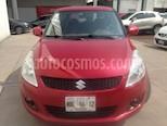 Foto venta Auto usado Suzuki Swift GLS  color Rojo precio $130,000