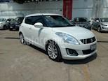 Foto venta Auto usado Suzuki Swift GLX Aut (2015) color Blanco precio $179,000